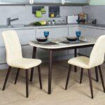 красивые кухонные столы фото интерьера