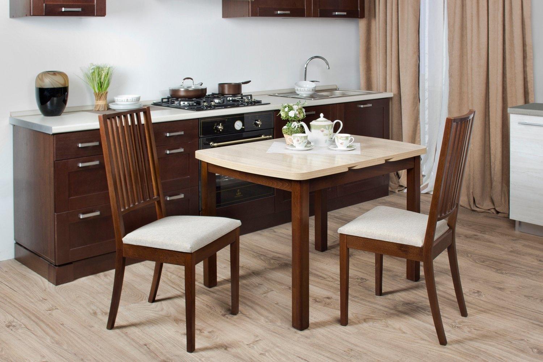 красивые кухонные столы квадратные