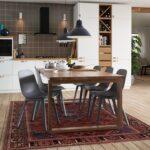 красивые кухонные столы идеи вариантов