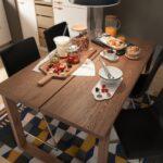 красивые кухонные столы фото идеи