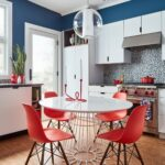 красивые кухонные столы дизайн фото