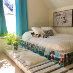 кровать для дачи идеи фото
