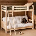 кровать для дачи идеи дизайна