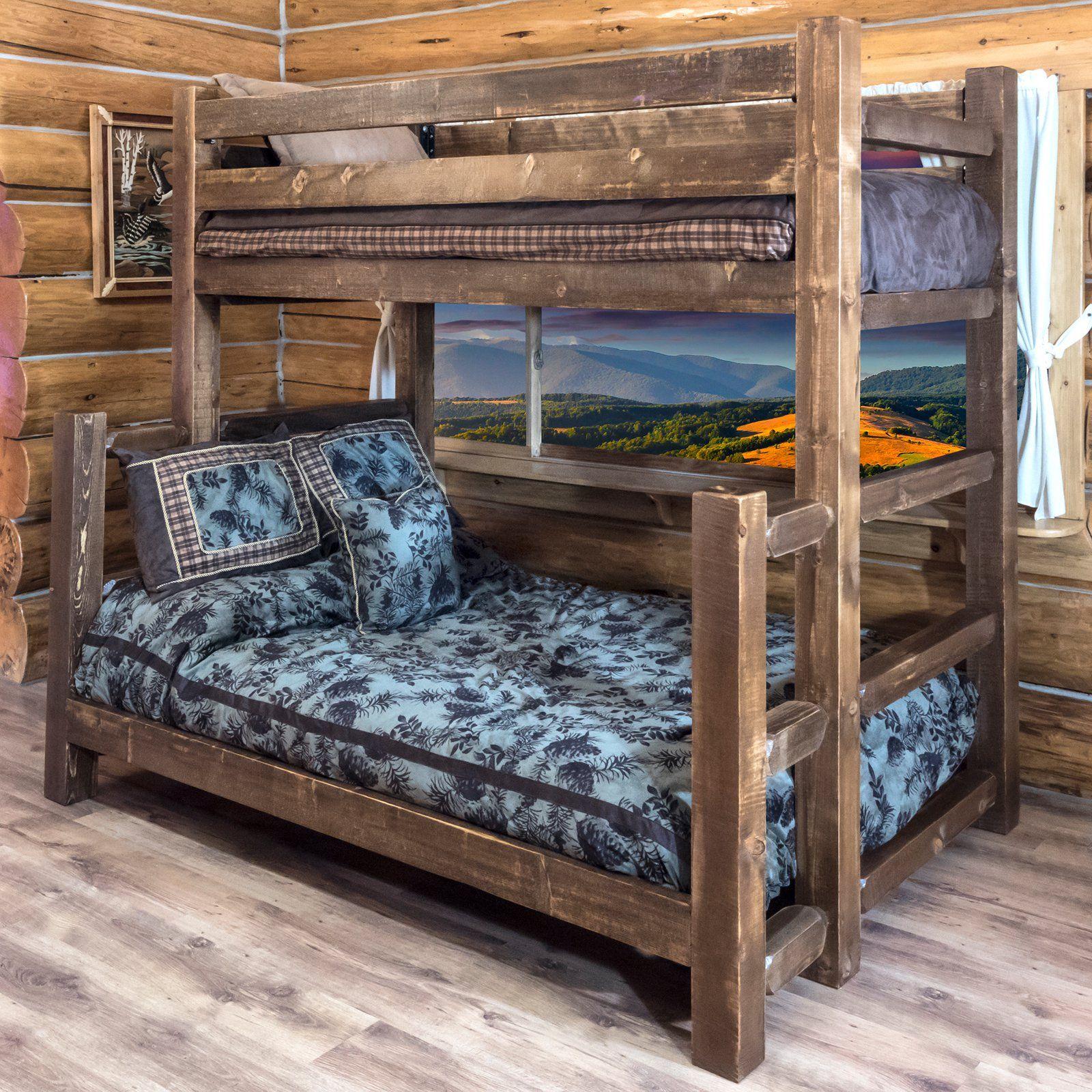 кровать для дачи двухъярусная