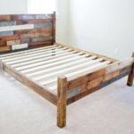 кровать из дсп декор фото