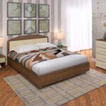 кровать из дсп декор идеи