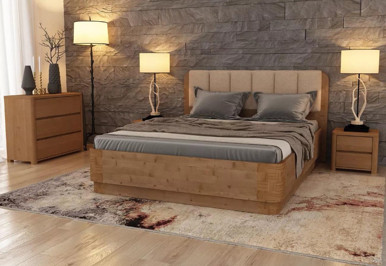 кровать из дсп декор