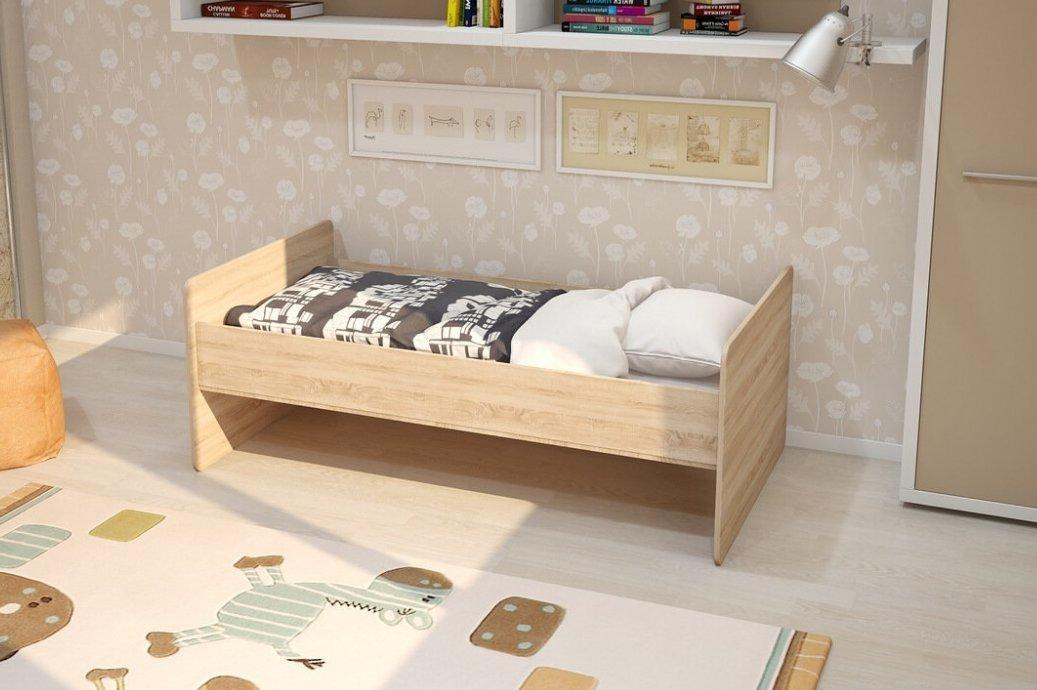 кровать из дсп детская