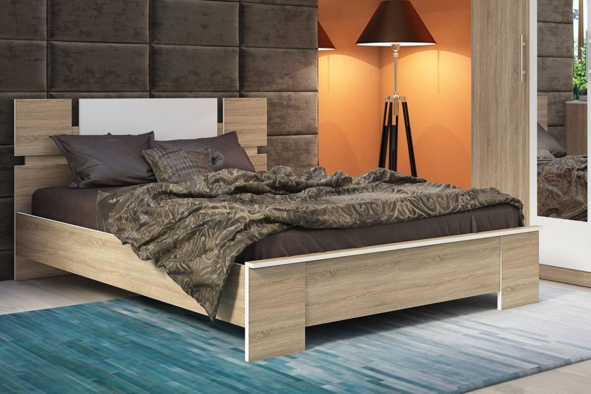 кровать из дсп дизайн
