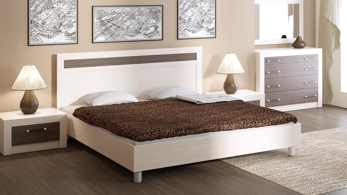 кровать из дсп идеи дизайна