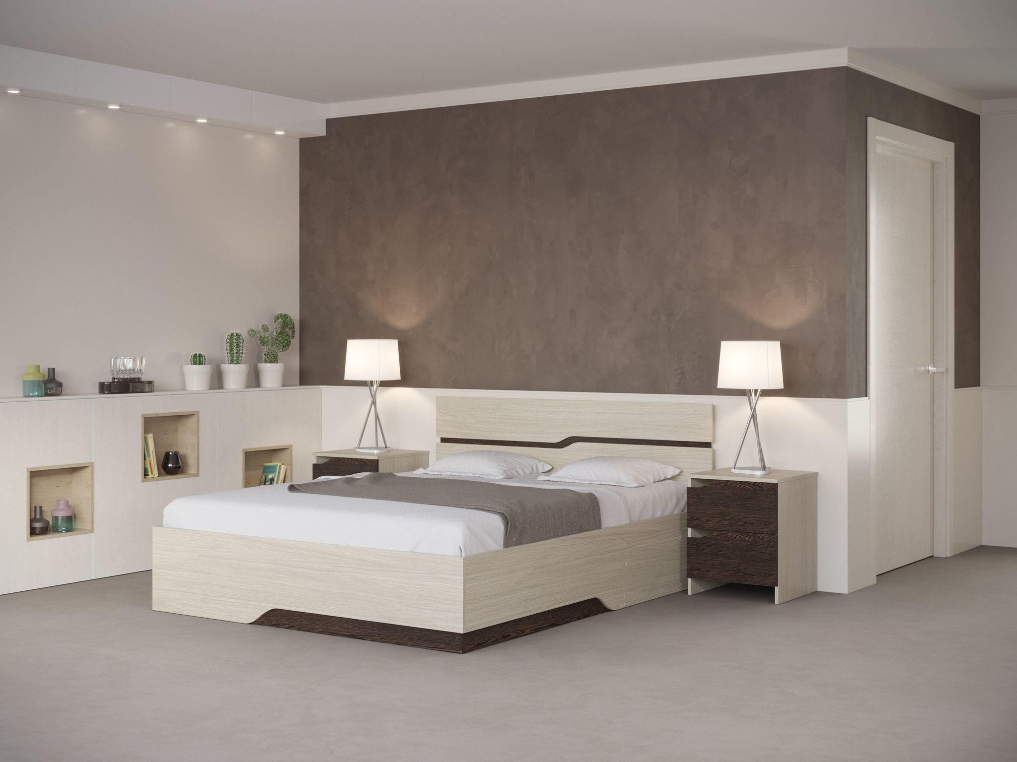 кровать из дсп идеи фото