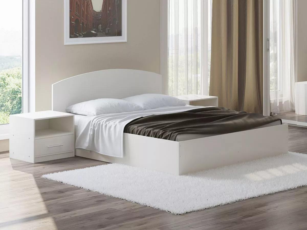 кровать из дсп идеи