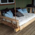 кровать на даче фото идеи