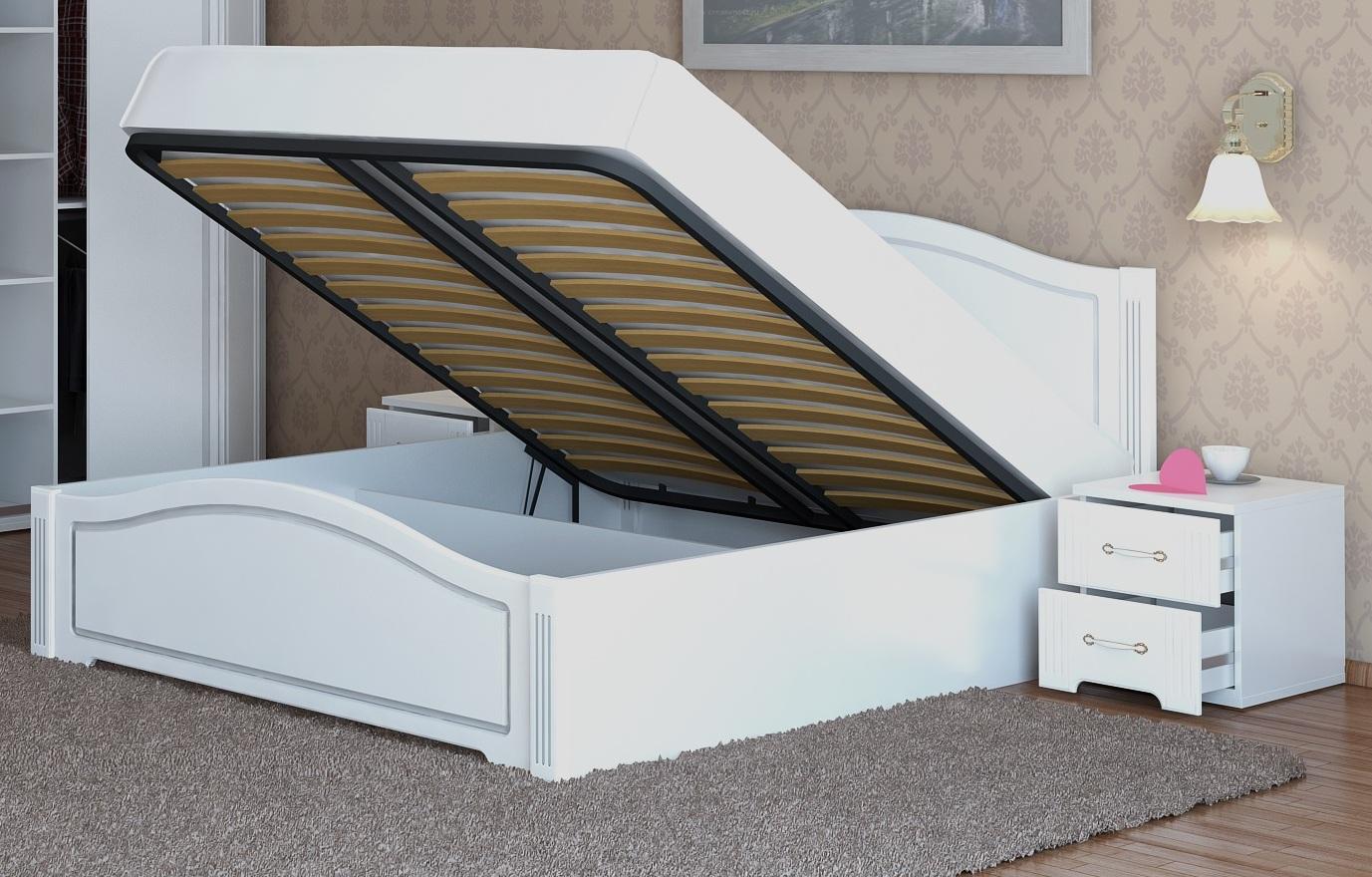 Создавать кровать