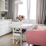 кухня 10 кв метров с диваном декор