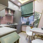 кухня 10 кв метров с диваном фото декора