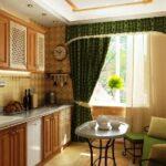 кухня 10 кв метров с диваном оформление