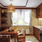 кухня 10 кв метров с диваном идеи вариантов