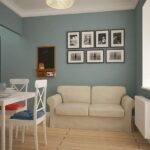 кухня 10 кв метров с диваном виды