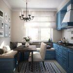 кухня 10 кв метров с диваном виды фото