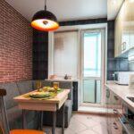 кухня 10 кв метров с диваном идеи фото