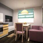 кухня 10 кв метров с диваном фото виды