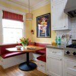 кухня 10 кв метров с диваном идеи виды