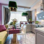 кухня 10 кв метров с диваном обзор