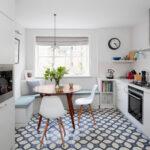 кухня 10 кв метров с диваном идеи декор