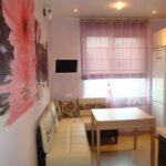 кухня 10 кв метров с диваном дизайн фото
