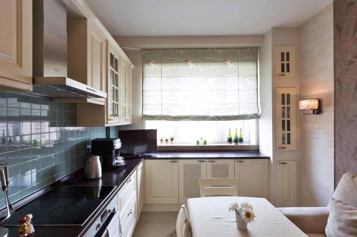 кухня 10 кв м с диваном идеи интерьера