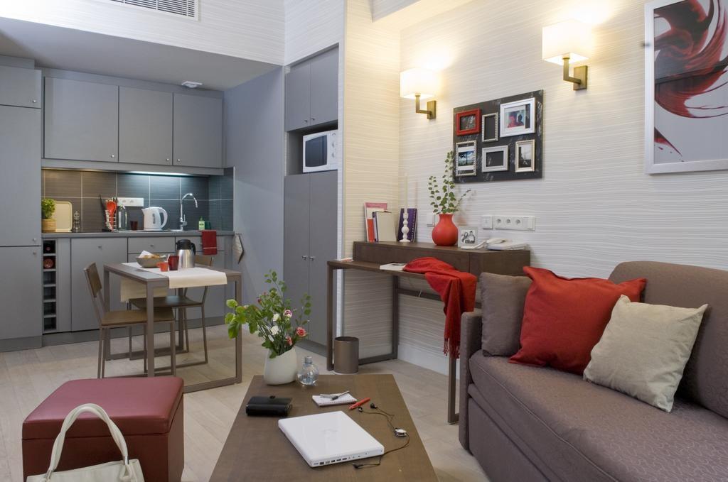 кухня 15 кв м с диваном декор идеи