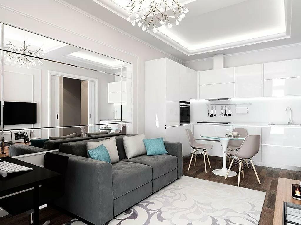 кухня 15 кв м с диваном идеи дизайна