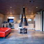 кухня 15 кв метров с диваном фото интерьер