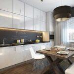 кухня 15 кв метров с диваном оформление идеи