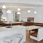 кухня 15 кв метров с диваном идеи оформление