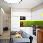 кухня 15 кв метров с диваном идеи оформления