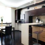 кухня 15 кв метров с диваном фото вариантов