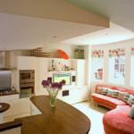кухня 15 кв метров с диваном варианты идеи