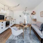 кухня 15 кв метров с диваном идеи варианты