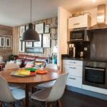 кухня 15 кв метров с диваном идеи вариантов