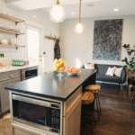 кухня 15 кв метров с диваном виды