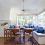 кухня 15 кв метров с диваном дизайн