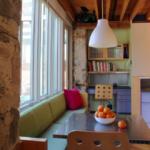 кухня 15 кв метров с диваном фото дизайн