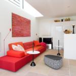 кухня 15 кв метров с диваном декор фото