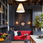 кухня 15 кв метров с диваном идеи декор