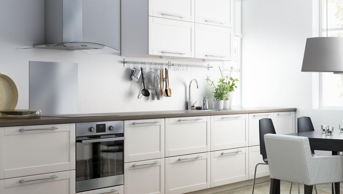 белая кухня серии