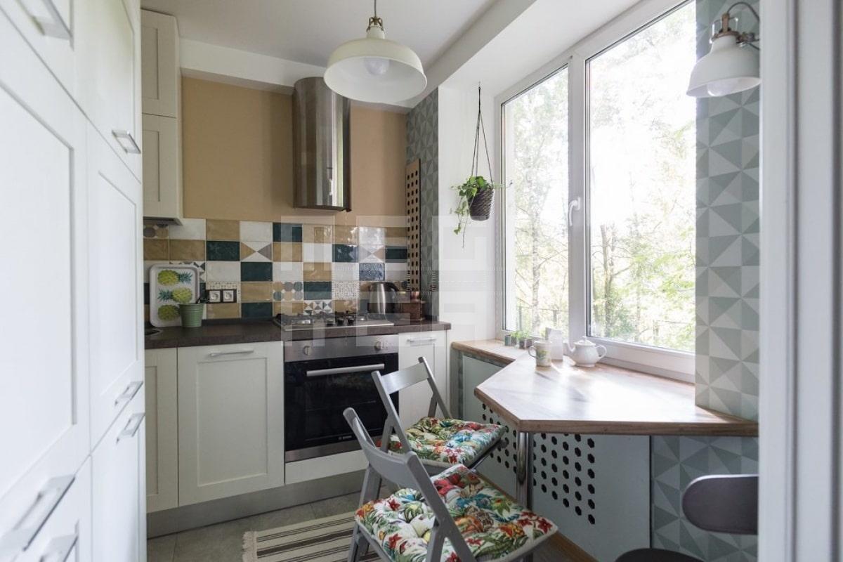 кухня 6 кв м фото дизайна