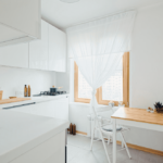кухня 6 кв м скандинавская