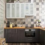 кухня 6 кв метров декор